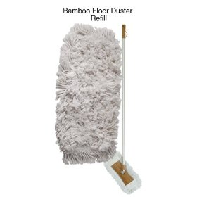 Bamboo Floor Duster #14402