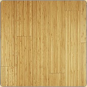 Vertical Carbonized Standard Floors Bamboo
