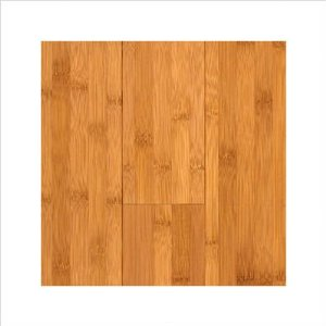 "Solid Horizontal 3.75"" Bamboo Carbonized Floor"